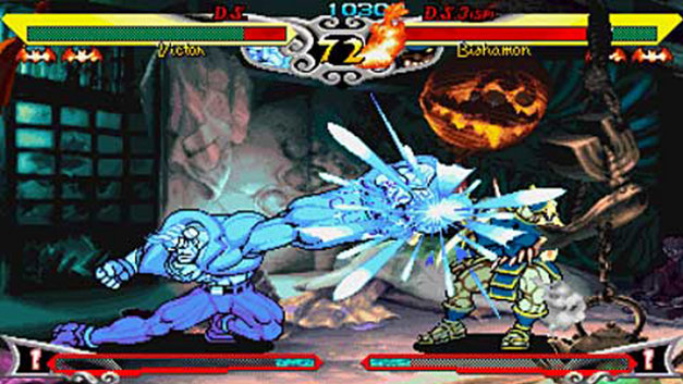 Darkstalkers Chronicle: The Chaos Tower Screenshot 4