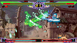 Darkstalkers Chronicle: The Chaos Tower Screenshot 5