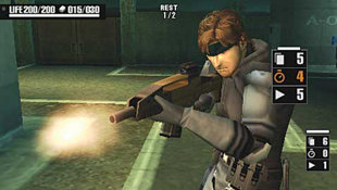 Metal Gear Acid Screenshot 5