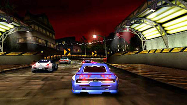 Need For Speed Underground Rivals Screenshot 1