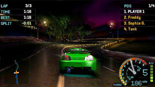 Need For Speed Underground Rivals Screenshot 8
