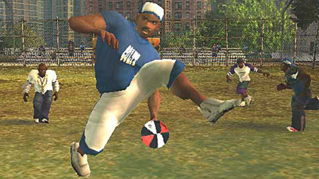 NFL Street 2 Unleashed Screenshot 4