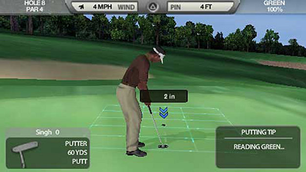 Tiger Woods PGA Tour Screenshot 7