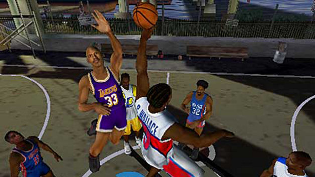 NBA Street Showdown Screenshot 10