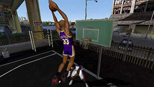 NBA Street Showdown Screenshot 2