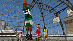 NBA Street Showdown Screenshot 3