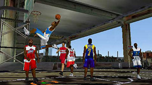 NBA Street Showdown Screenshot 5