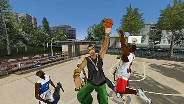 NBA Street Showdown Screenshot 7