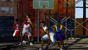 NBA Street Showdown Screenshot 8