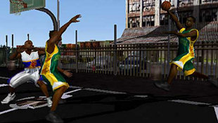 NBA Street Showdown Screenshot 9