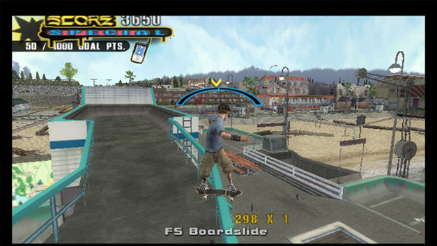 Tony Hawk's Underground 2 Remix Screenshot 1
