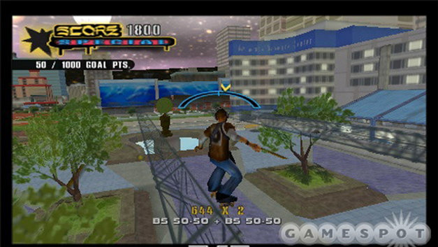 Tony Hawk's Underground 2 Remix Screenshot 4