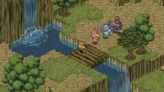 PoPoLoCrois Screenshot 1