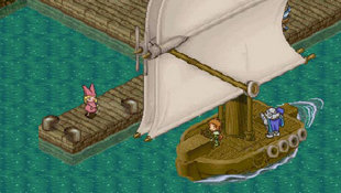 PoPoLoCrois Screenshot 2