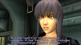 Ghost in the Shell: Stand Alone Complex Screenshot 5