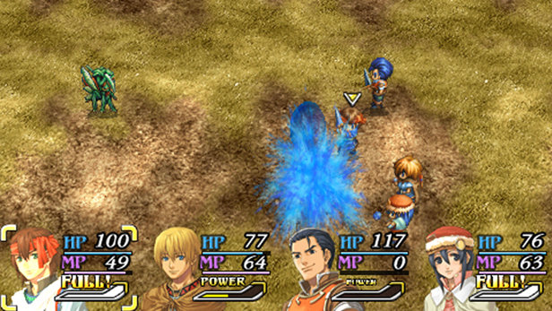 legend of heroes - a tear of vermillion