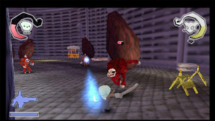 Death Jr. Screenshot 2