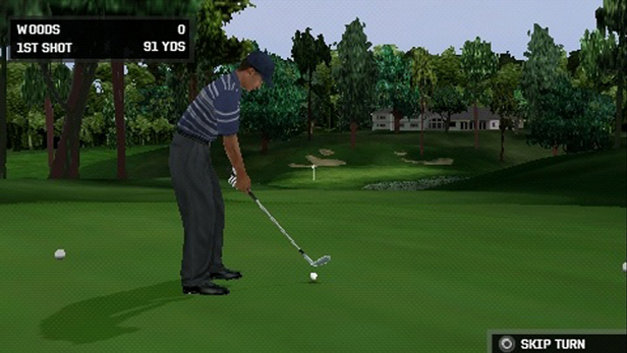 Tiger Woods PGA Tour 06 Screenshot 4