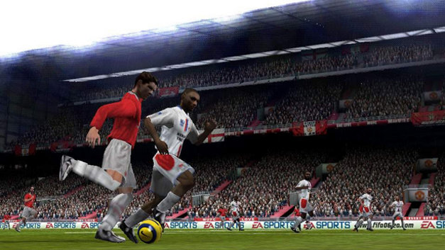 FIFA 06 Screenshot 1
