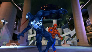 Marvel Nemesis: Rise of the Imperfects Screenshot 5