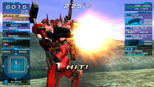 Armored Core: Formula Front Screenshot 2