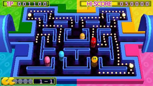 Namco Museum Battle Collection Screenshot 8