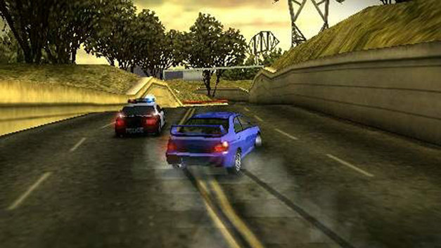 Need for Speed Most Wanted 5-1-0 Screenshot 1