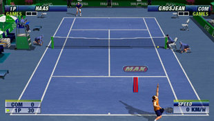 Virtua Tennis: World Tour Screenshot 2