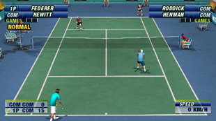 Virtua Tennis: World Tour Screenshot 3