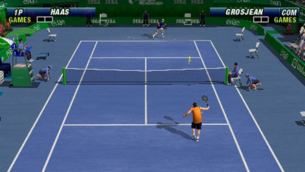 Virtua Tennis: World Tour Screenshot 4