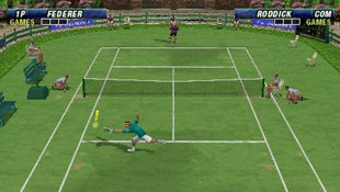 Virtua Tennis: World Tour Screenshot 5