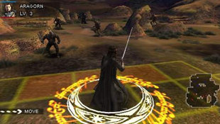 Lord of the Rings: Tactics Screenshot 2