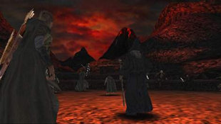 Lord of the Rings: Tactics Screenshot 3
