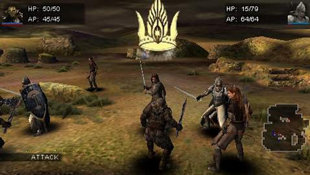 Lord of the Rings: Tactics Screenshot 5