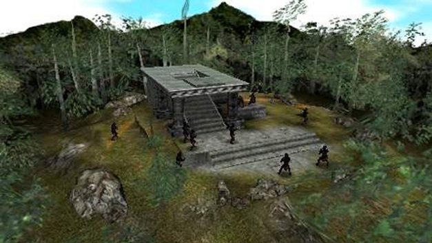 Lord of the Rings: Tactics Screenshot 7
