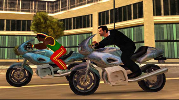 Grand Theft Auto®: Liberty City Stories™ Screenshot 1
