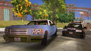 Grand Theft Auto®: Liberty City Stories™ Screenshot 2