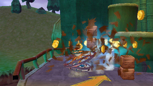 Crash Tag Team Racing Screenshot 4