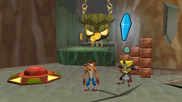 Crash Tag Team Racing Game | PSP - PlayStation