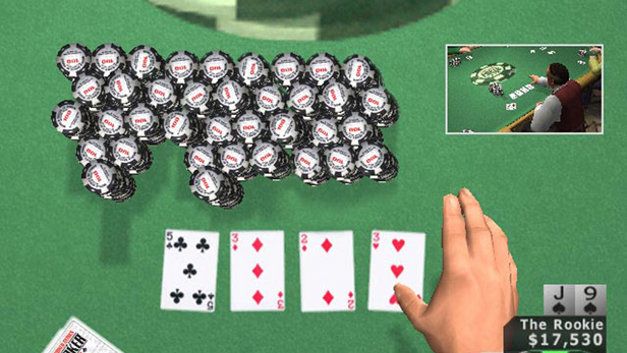 World Series of Poker Screenshot 1
