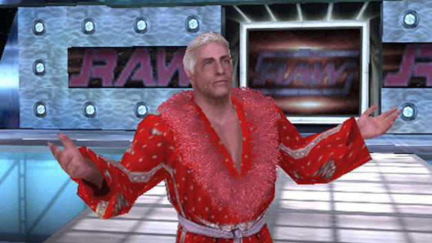 WWE Smackdown vs Raw 2006 Screenshot 1