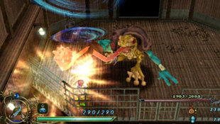 Y's: The Ark of Napishtim Screenshot 3