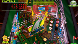 Pinball Hall of Fame Screenshot 2
