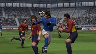 World Soccer Winning Eleven 9 Screenshot 2