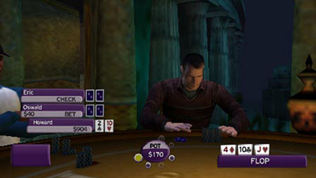 World Championship Poker 2: Featuring Howard Lederer Screenshot 1