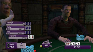 World Championship Poker 2: Featuring Howard Lederer Screenshot 3