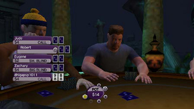 World Championship Poker 2: Featuring Howard Lederer Screenshot 7