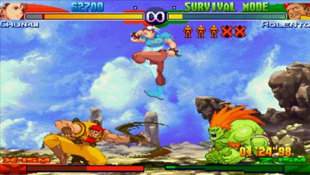 Street Fighter Alpha 3 MAX Screenshot 2