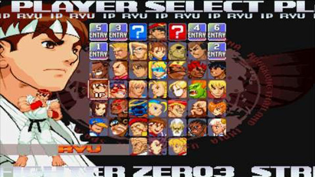 Download street fighter zero 2 game for android apk