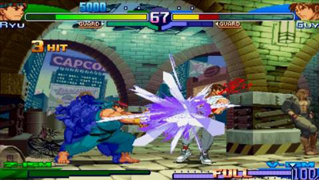 Street Fighter Alpha 3 MAX Screenshot 7